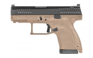 CZ P-10 Sub Compact, 9mm - FDE