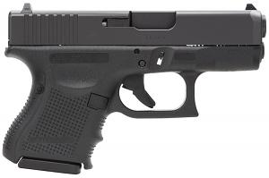 Glock 33 GEN4 .357SIG - BLACK