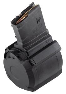 Magpul PMAG D-50 AR10 .308 50RD Magazine - BLACK