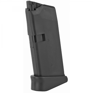 Glock 43 9mm 6RD Extended Magazine