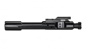 White Label Armory M16 Bolt Carrier Group - 5.56 Billet Extractor 9310 Bolt - Black Nitride