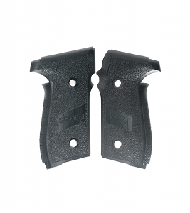 Sig Sauer P229 Grips, Black Polymer