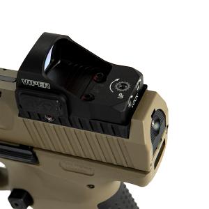 Canik TP9 Elite Combat - Vortex Viper Red Dot Included