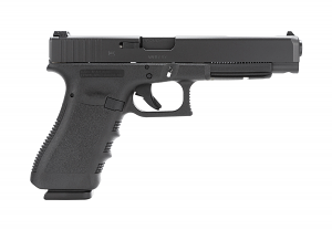 Glock 34 9mm - BLACK