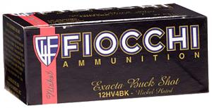 Fiocchi Exacta Nickel Plated 12 Gauge 2.75