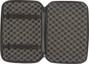 The Allen Company Handgun Case, 12 inch - Inside