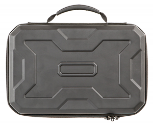 The Allen Company Handgun Case, 12 inch - BLK