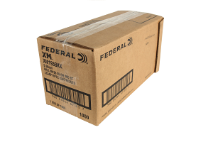 Federal American Eagle 556x45mm NATO 55GR FMJ-BT - 1000RD Case