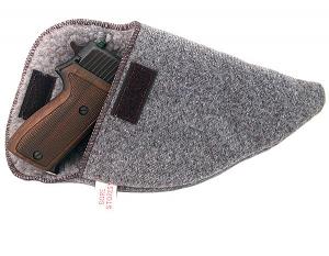 Bore-Store Gun Storage Case - DERRINGER, SMALL AUTO, SMALL REVOLVER 5