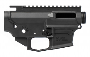 Aero Precision EPC-9 Upper/Lower Receiver Set - BLK