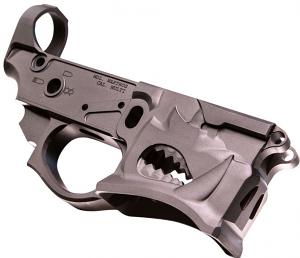 Sharps Bros Warthog AR15 Stripped Lower Receiver - BLK