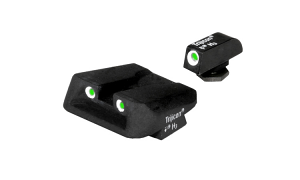 Trijicon Night Sight Set - GLOCK 3 DOT w/NOVAK REAR