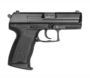 HK 81000044 P2000 V3 DA/SA 9mm Luger 3.66