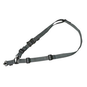 Magpul Industries, MS4 Dual QD Sling, Fits AR Rifles, Gen 2, Gray Finish