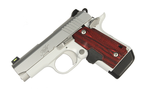 Kimber Micro 9 Stainless CTC Laser Grip - 9mm