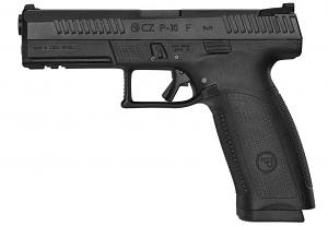 CZ-USA 91540 P-10 F 9mm Luger 4.50