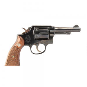 USED Smith & Wesson Model 10