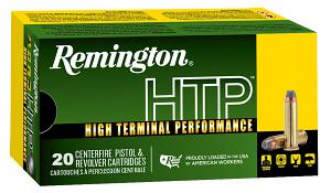 Remington HTP .380 Auto 88 GR. JHP - 20RD