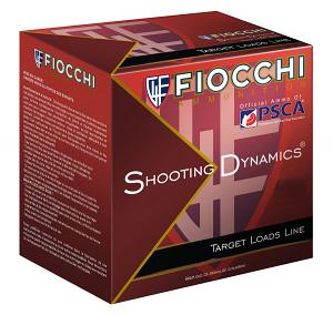 Fiocchi 12SD1L8 Shooting Dynamics Target Load 12 Gauge 2.75