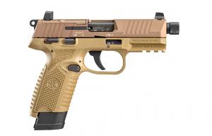 FN 502 Tactical, .22LR FDE