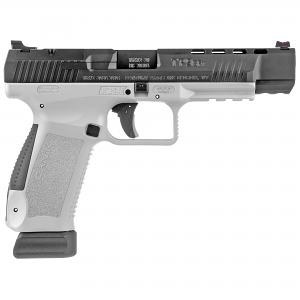 Canik TP9SFx, 9mm, Black/White