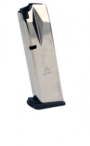 Mec-Gar Smith & Wesson M910/M915/5900 Series 9mm 17RD Magazine - NICKEL