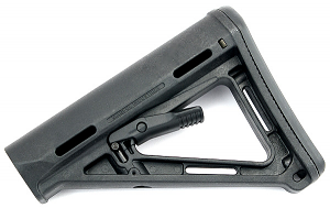 Magpul MOE Carbine Stock - MIL-SPEC - BLACK