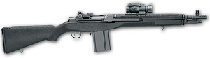Springfield Armory M1A SOCOM .308 - BLACK