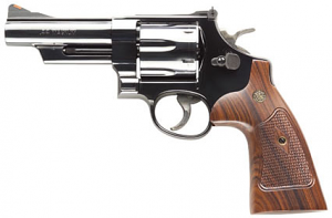 Smith & Wesson Model 29 Classic Six Shot, 4 inch .44 Magnum - Blue