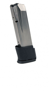 Smith & Wesson M&P .45ACP 14RD  extended magazine w/sleeve
