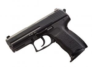 H&K P2000 9mm, DA/SA, Fixed Sights