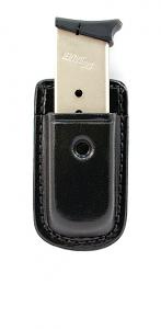 Don Hume D417 Magazine Carrier, Black, Belt Clip - 225B