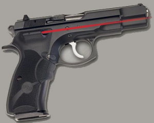 Crimson Trace Laser Grips - CZ 75 B and BD