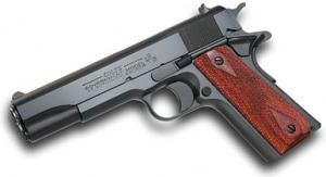 Colt M1991A1 Government Model, .45ACP, Blue