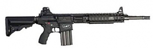 LMT .308 Rifle, Modular Weapon System, 16 in.
