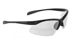 Remington T-80 Shooting Glasses BLK/CLEAR