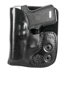 Ritchie Leather Pocket Holster - Smith-Wesson J Frame 1.875