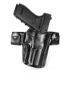 Ritchie Leather Close Quarter Quick Release - HK USP Compact 9mm/.40 SW