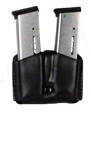 Ritchie Leather Double Mag Pouch - HK P2000
