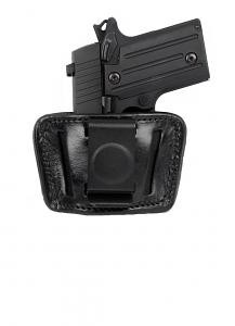SIGTAC P290/238/938 Open Top Belt Clip Leather Holster