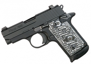 Sig Sauer P238 .380ACP EXTREME, Night Sights, SAO