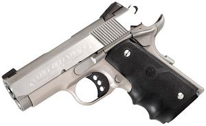 Colt Defender, Rubber Grips, SS/AL .45ACP