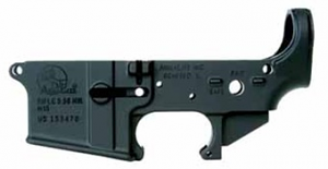 ArmaLite AR-15 5.56mm Lower Receiver - STRIPPED