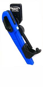 CR Speed WSM II HK USP 9/40 Holster, Blue, RH