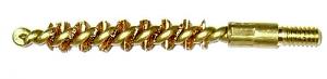Pro-Shot Bronze Bore Brush 8-32 Thread Pistol .25 Caliber