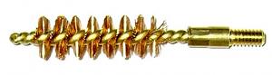 Pro-Shot Bronze Bore Brush 8-32 Thread Pistol .45 Caliber