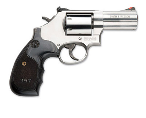 Smith & Wesson Model 686 PLUS Seven Shot, 3 inch .357 Magnum TALO