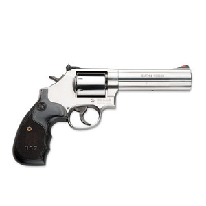 Smith & Wesson Model 686 PLUS Seven Shot, 5 inch .357 Magnum TALO
