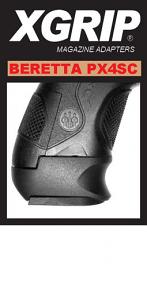X-Grip - Beretta PX4SC 9mm, .40SW