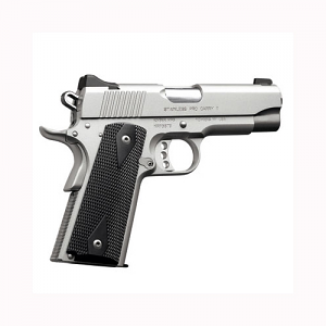 Kimber Stainless Pro Carry II, .45ACP , Night Sights